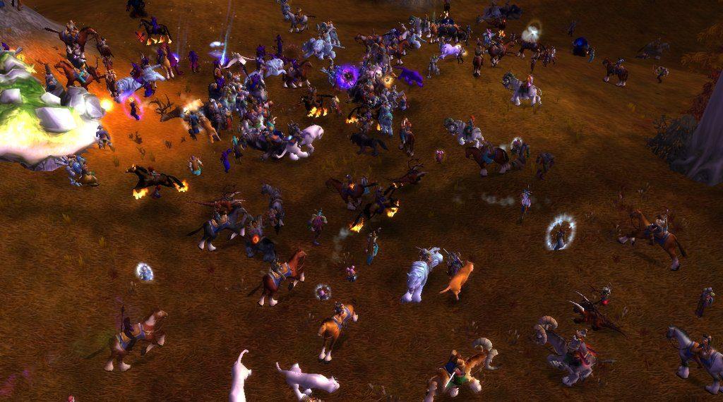 Blizzard согласились встретиться с командой Nostalrius