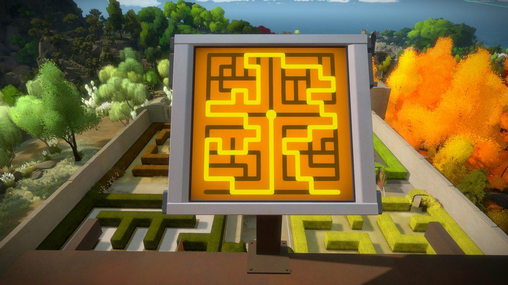 The Witness – ожидаемая головоломка