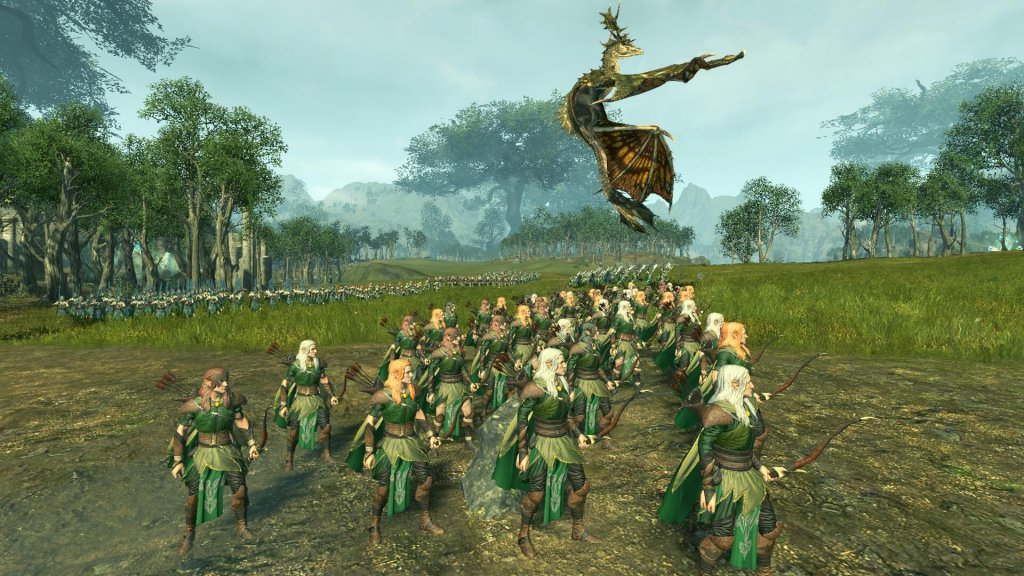 Warhammer Revival: Wood Elves