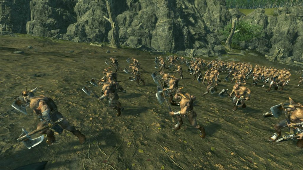 Warhammer Revival: Beastmen
