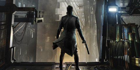 Концепт арты Deus Ex: Mankind Divided