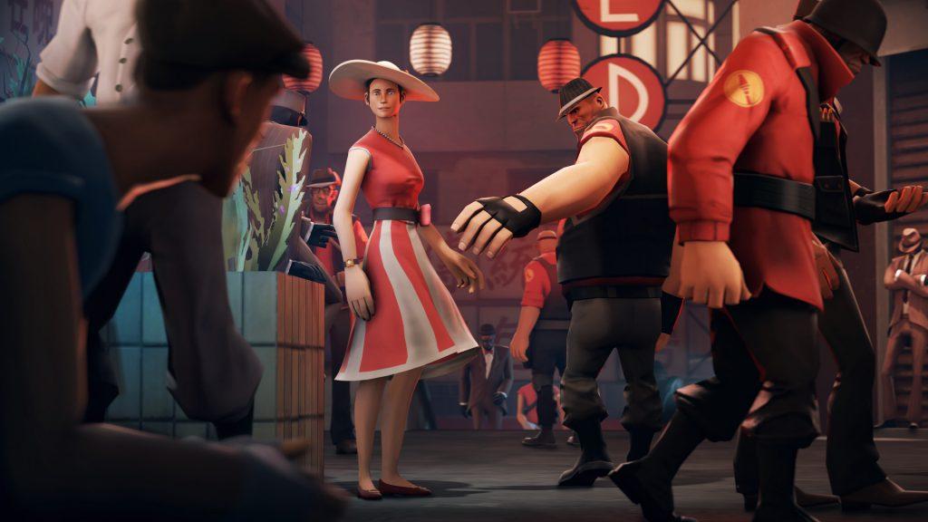 В Team Fortress 2 уберут штрафы за выход из матчей