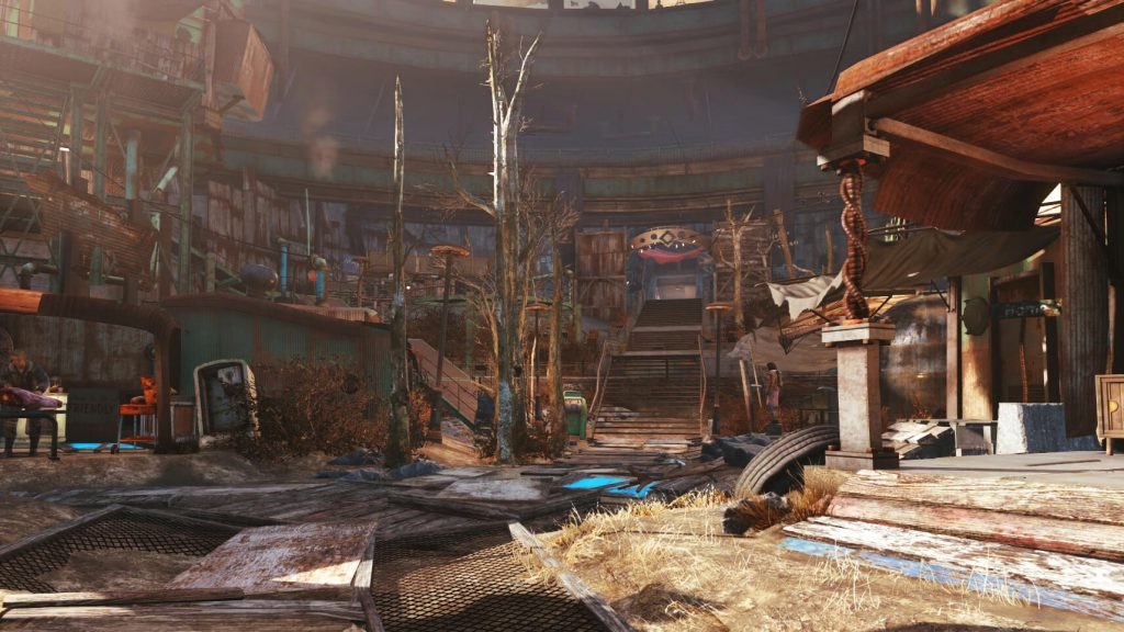 Diamond City Enhanced