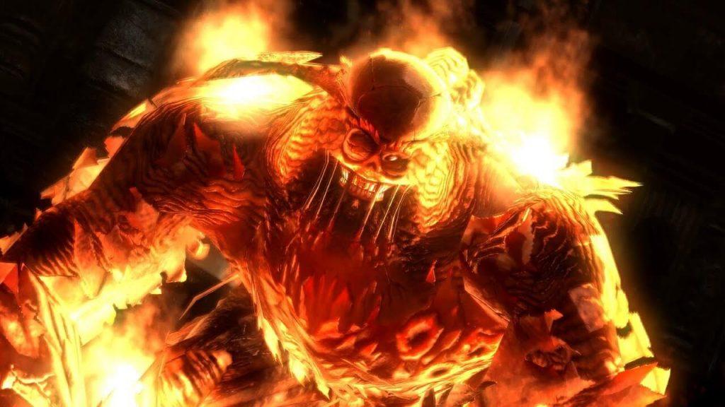 Demon's Souls – Flamelurker