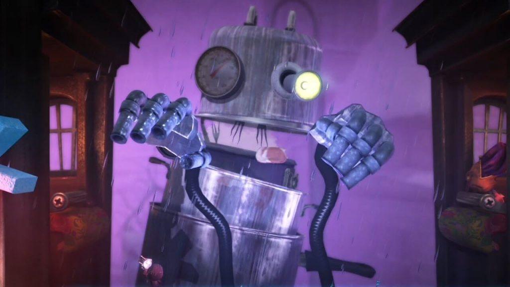 LittleBigPlanet 3 – Metal Guardian