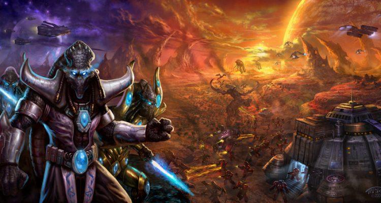 HD-переиздание StarCraft находится в работе