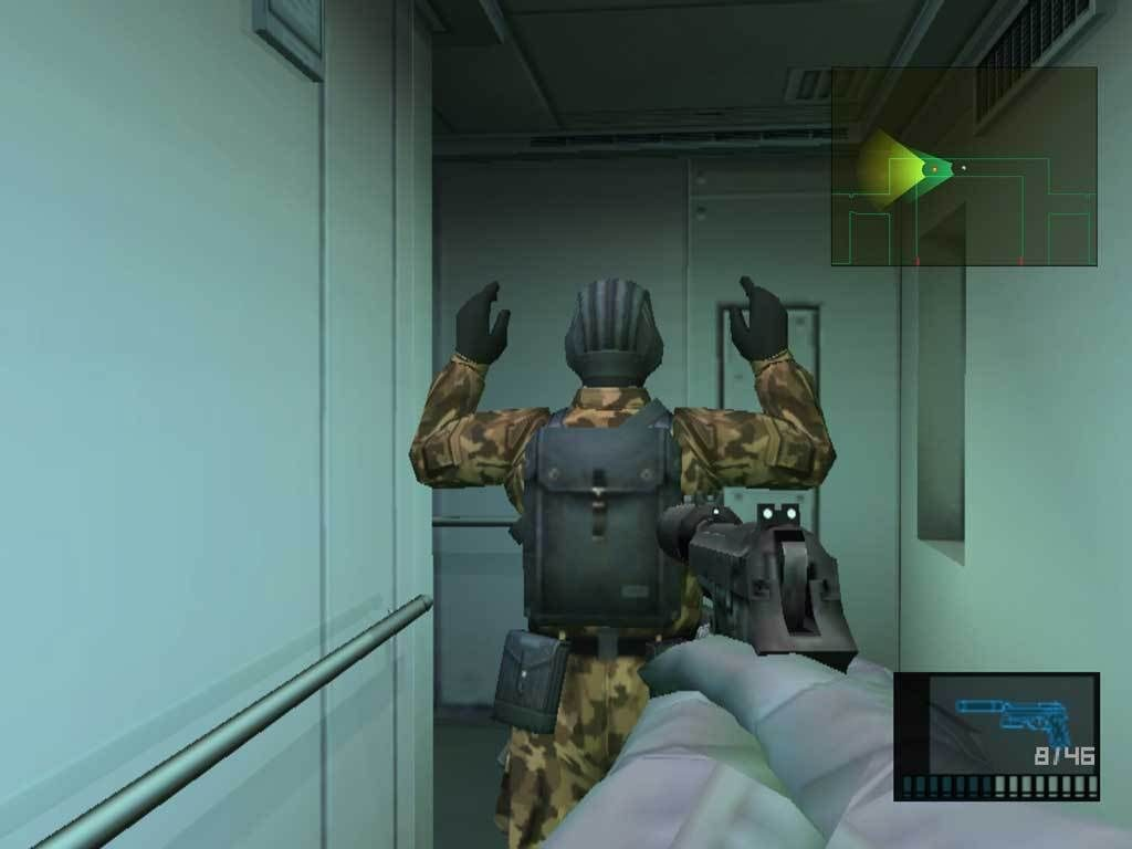 Metal Gear Solid 2 (2003)