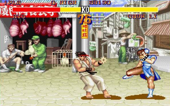 Street Fighter 2 (1993)