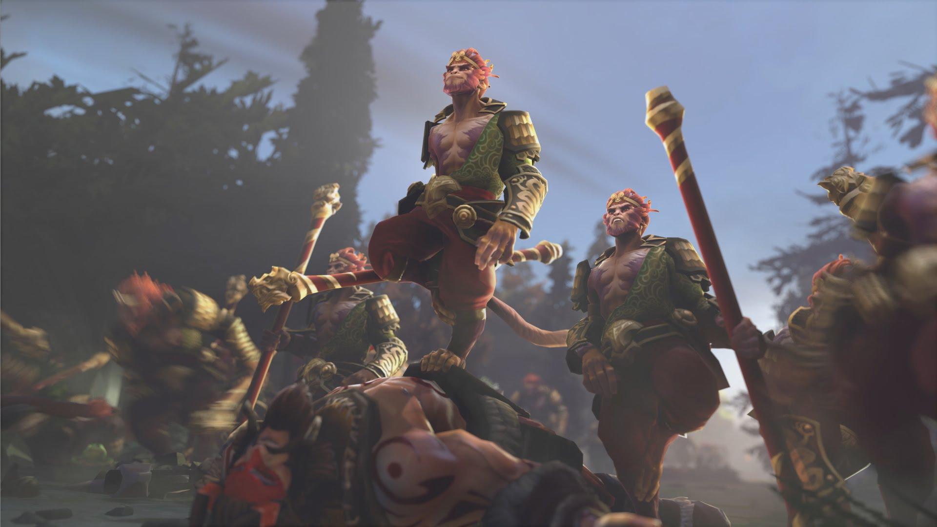 Valve представила героя Monkey King