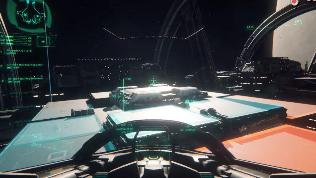 Посадка на планету в Star Citizen 3.0 втаптывает No Man's Sky в грязь