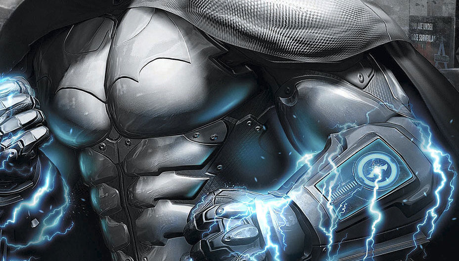 10 сверхмощных видов холодного оружия в играх