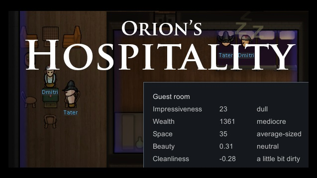 Orion's Hospitality