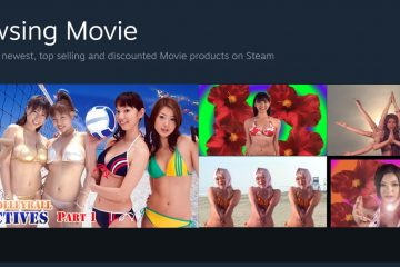 Steam избавляется от всех неигровых видео