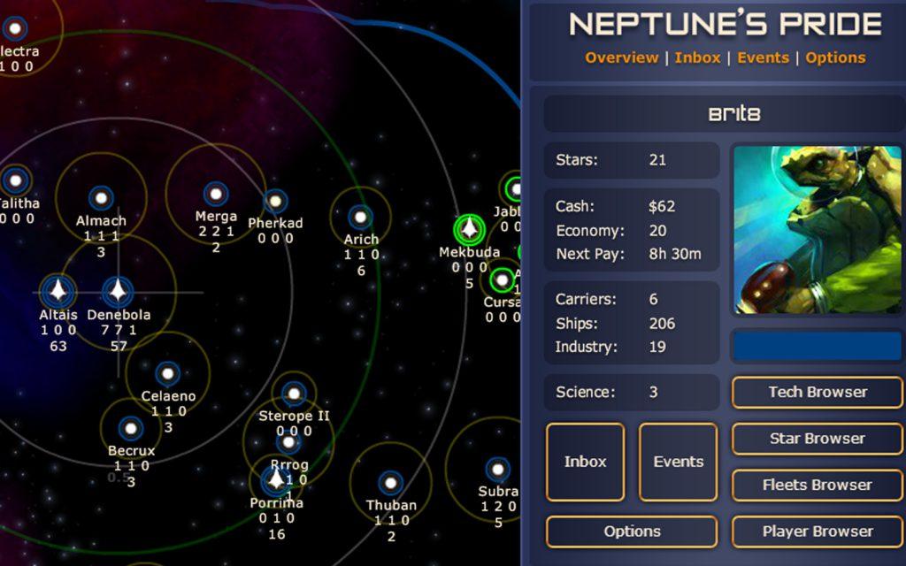 Neptune's Pride