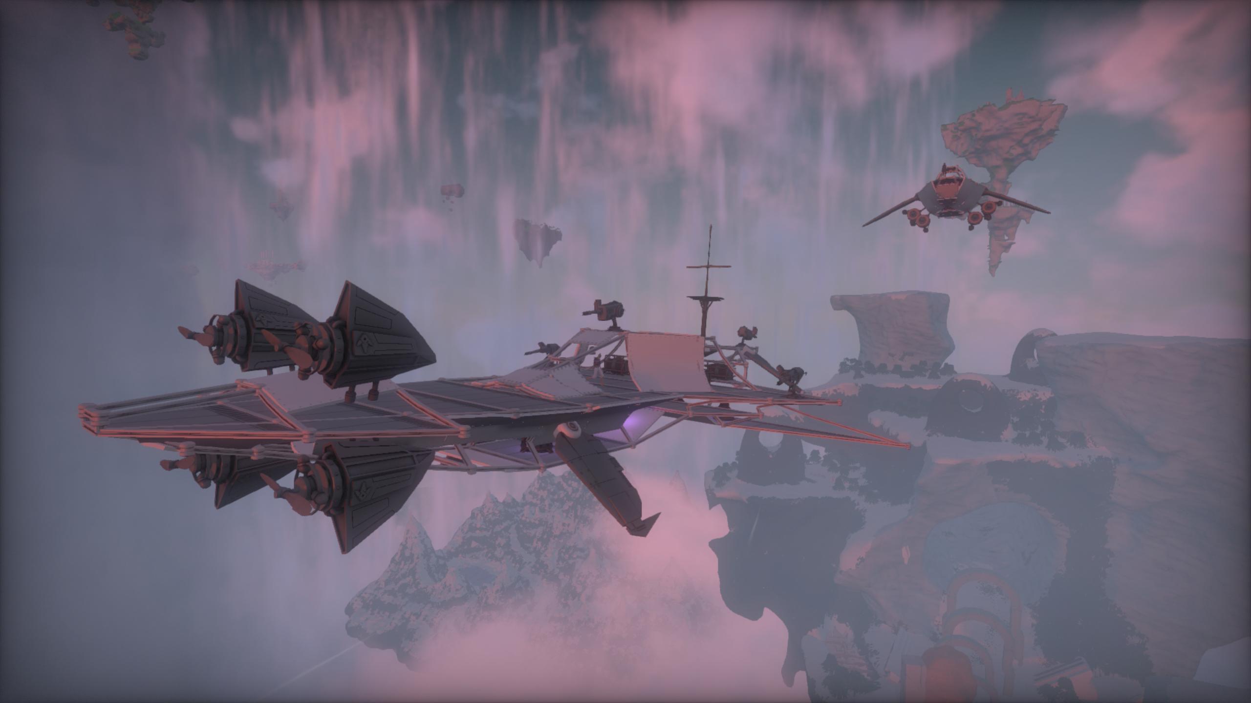 Трейлер World Adrift