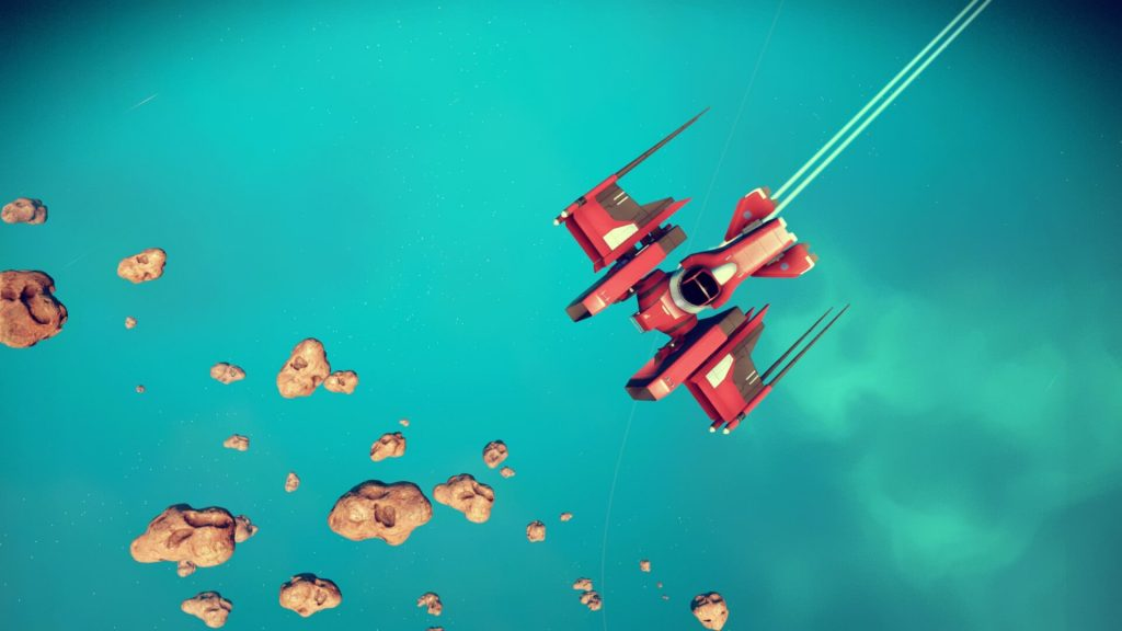 Alternate Spaceships