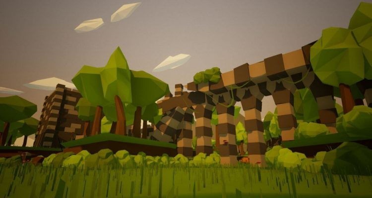 Fortress of the Fallen Angels от Digital Poppy