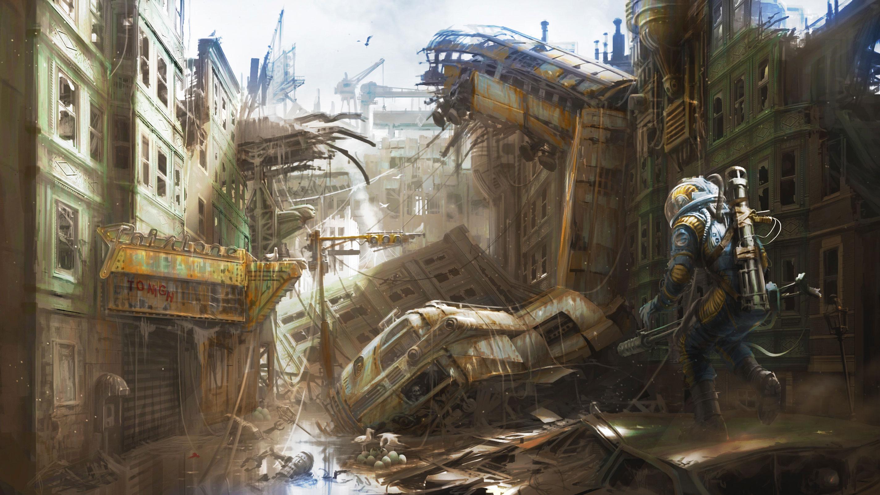 Несколько советов для Fallout 4