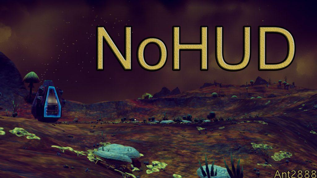 NO HUD (быстрое переключение HUD'a)