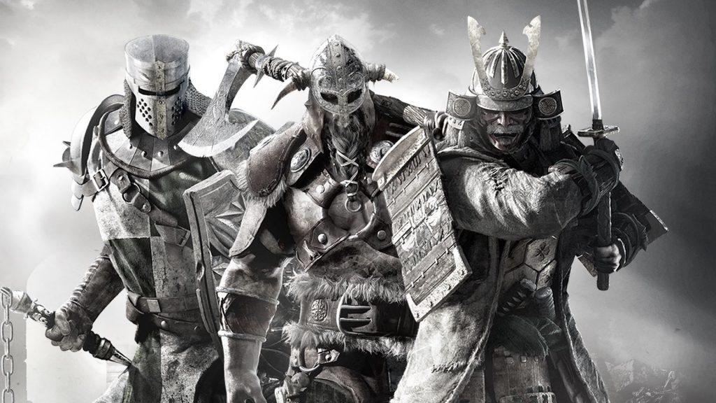 Ubisoft раскрыла подробности альфа-версии игры For Honor