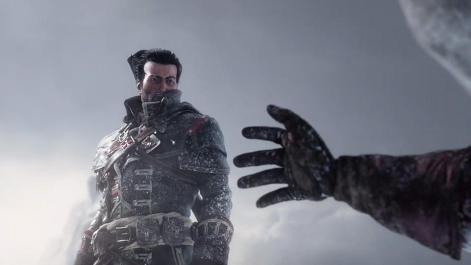 Шэй Патрик Кормак из Assassin's Creed Rogue