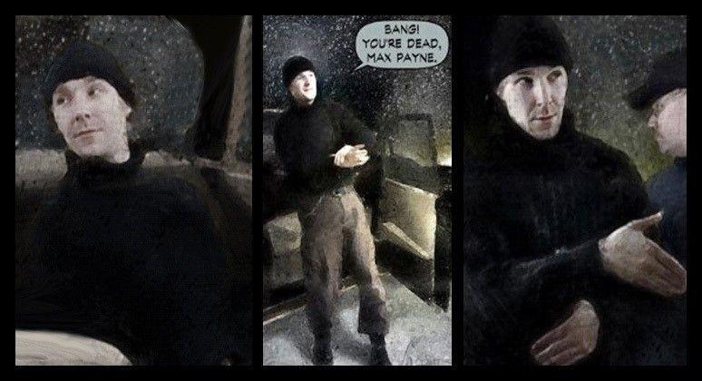 Владимир Лем из Max Payne