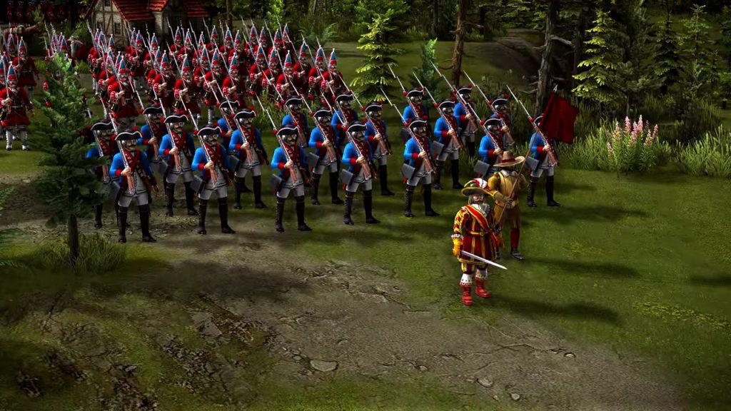 Обзор игры Казаки 3
