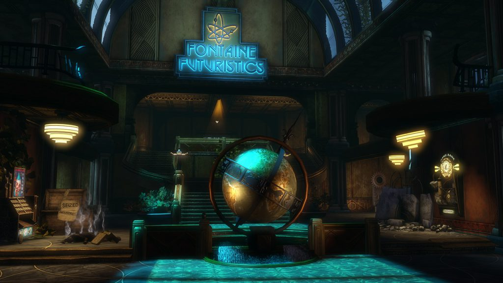 «Fontaine Futuristics (BioShock)