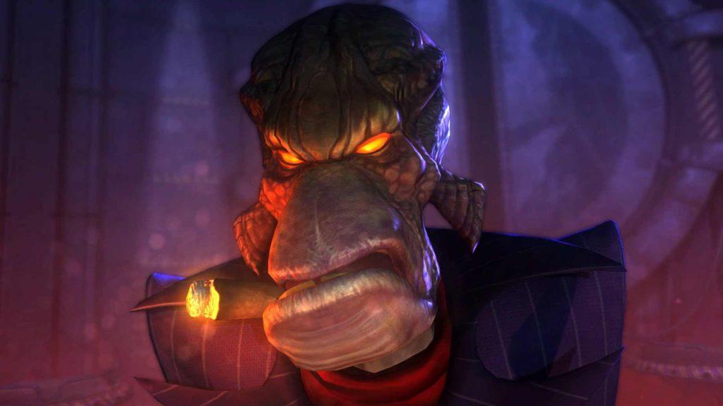 «RuptureFarms» (Oddworld: Abe's Oddysee)