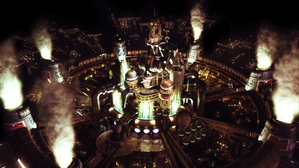 Энергетическая компания «Шин-Ра» (Final Fantasy VII)