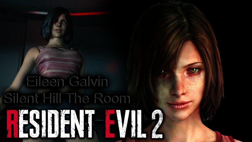 Теперь вы можете играть за Хизер Мейсон и Эйлин Гэлвин из Silent Hill в Resident Evil 2