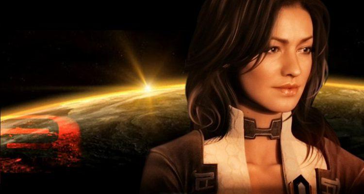 Романтические отношения в Mass Effect 2