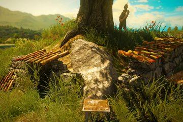 HD Reworked Project для The Witcher 3, значительно улучшающая отражения воды