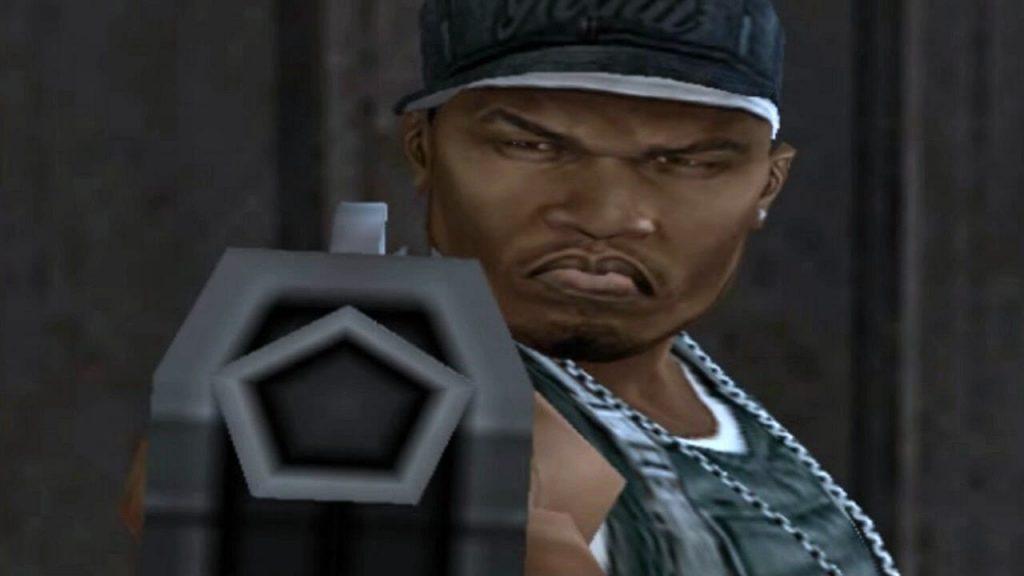 Вступительная сцена – 50 Cent: Bulletproof