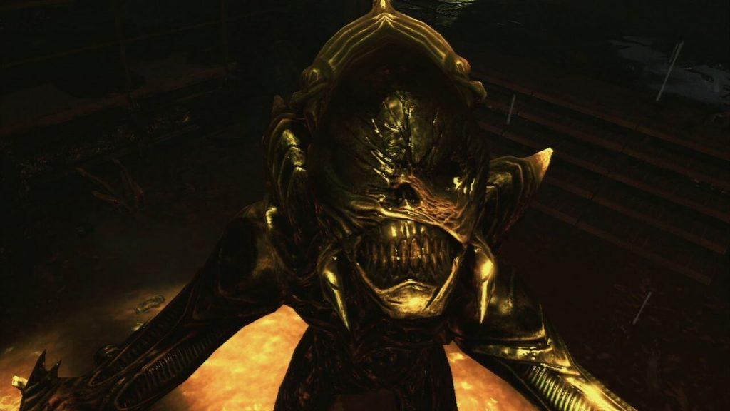 Забить Ксеноморфа до смерти – Alien: Colonial Marines