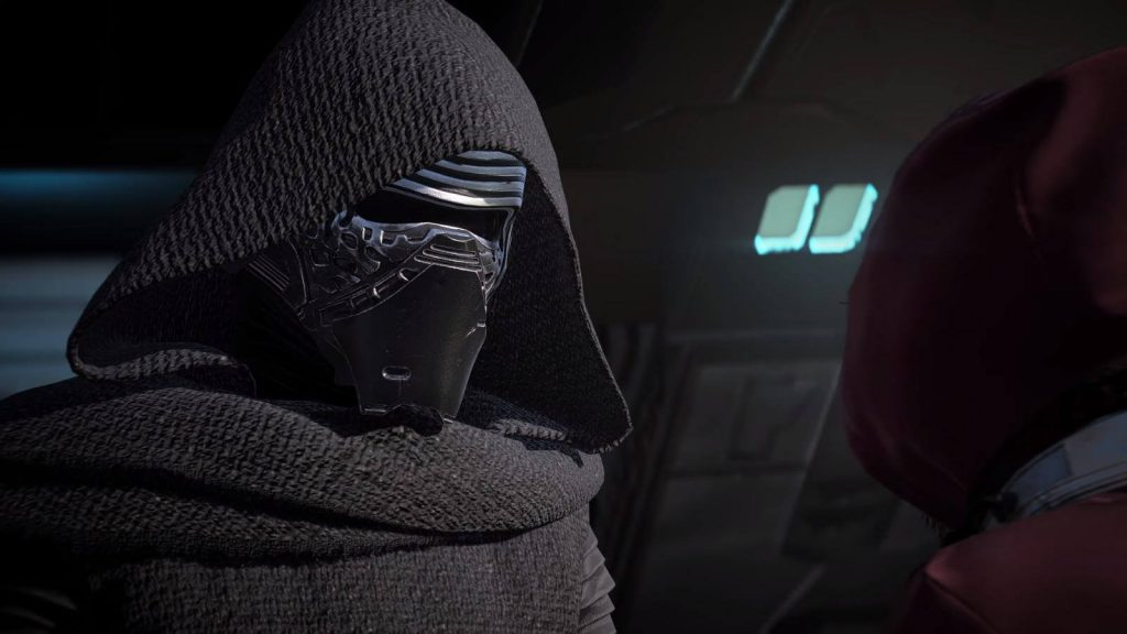Кайло Рен – Star Wars: Battlefront II