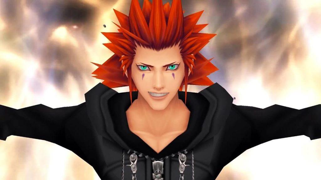 Аксель был двойным агентом – Kingdom Hearts: Chain Of Memories