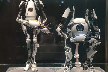 Лучшие роботы из игр