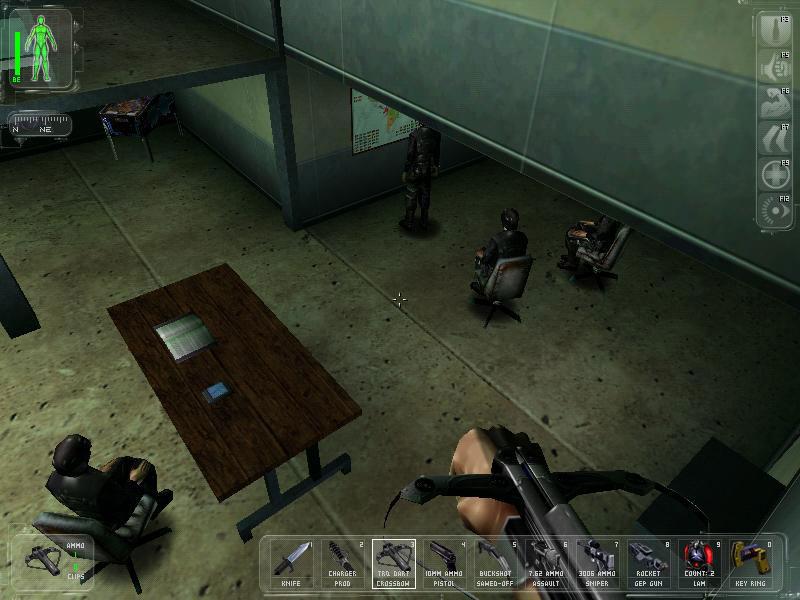 скачать игру Deus Ex 1 через торрент - фото 10