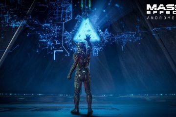 Mass Effect: Andromeda - первый трейлер и предзаказ игры