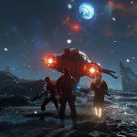 Российские разработчики показали свой Mass Effect