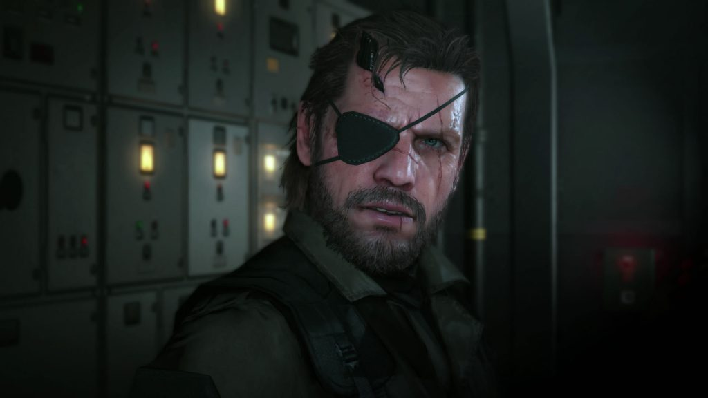 Big Boss из «Metal Gear»