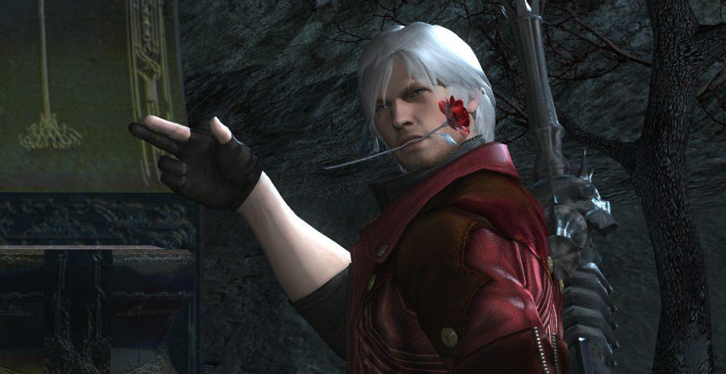 Dante из «Devil May Cry»