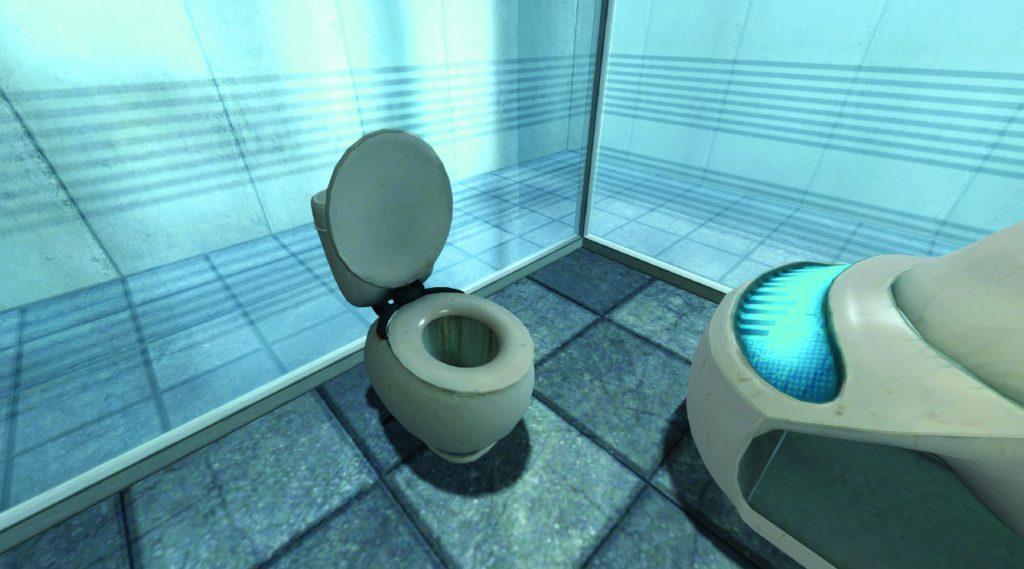 Геймдизайн: чему могут научить нас виртуальные туалеты