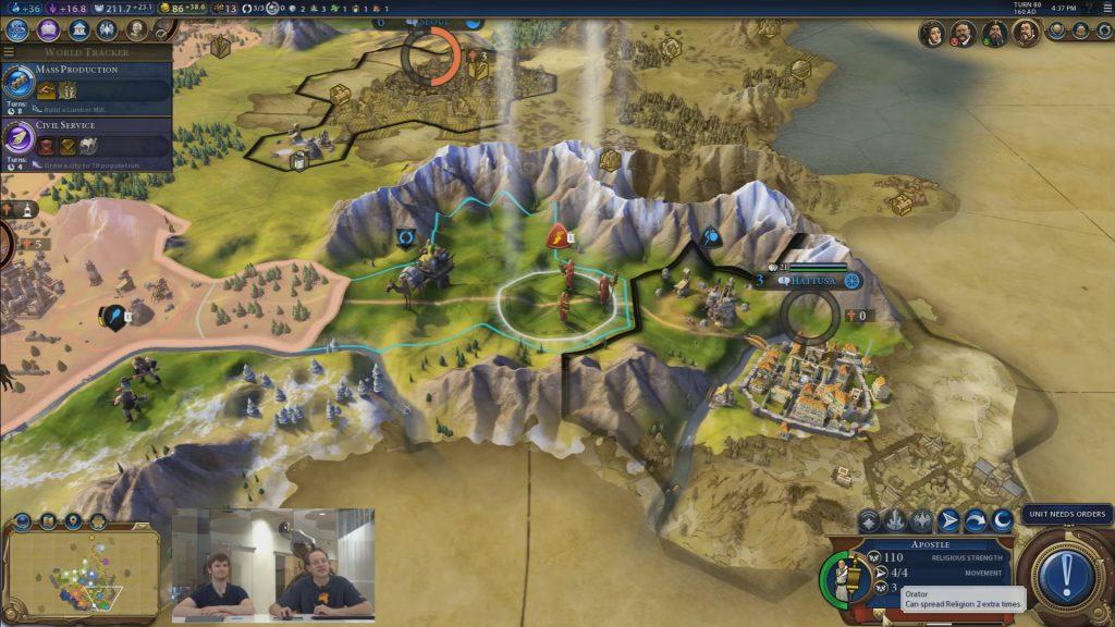 Обзор Civilization 6