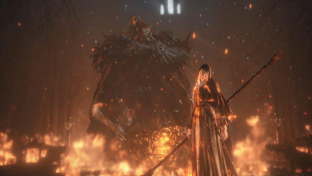 Отец Ариандель и сестра Фриде (Dark Souls 3)