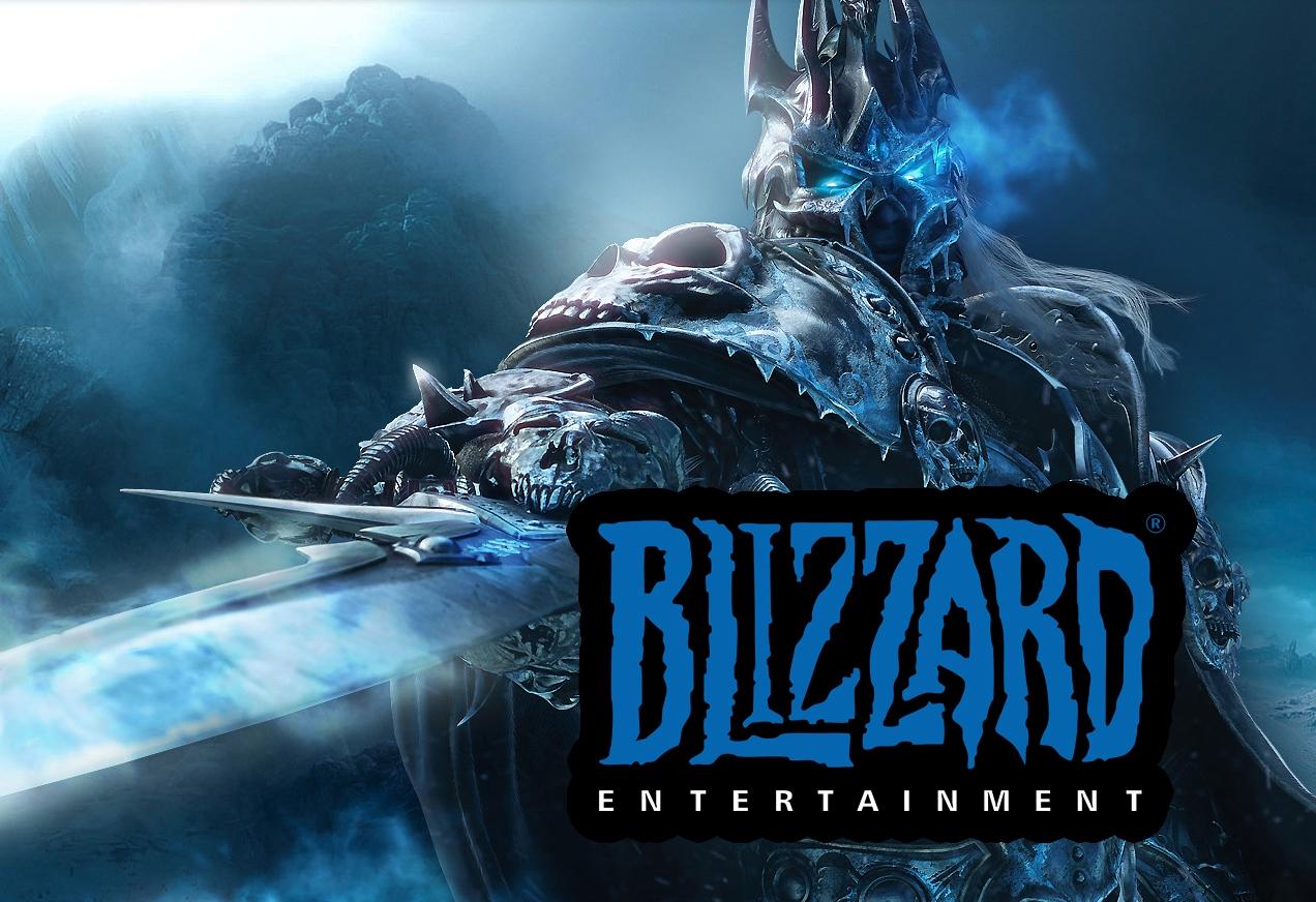 Как компания Blizzard получила своё название