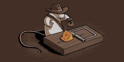 Игрок — подопытная мышь