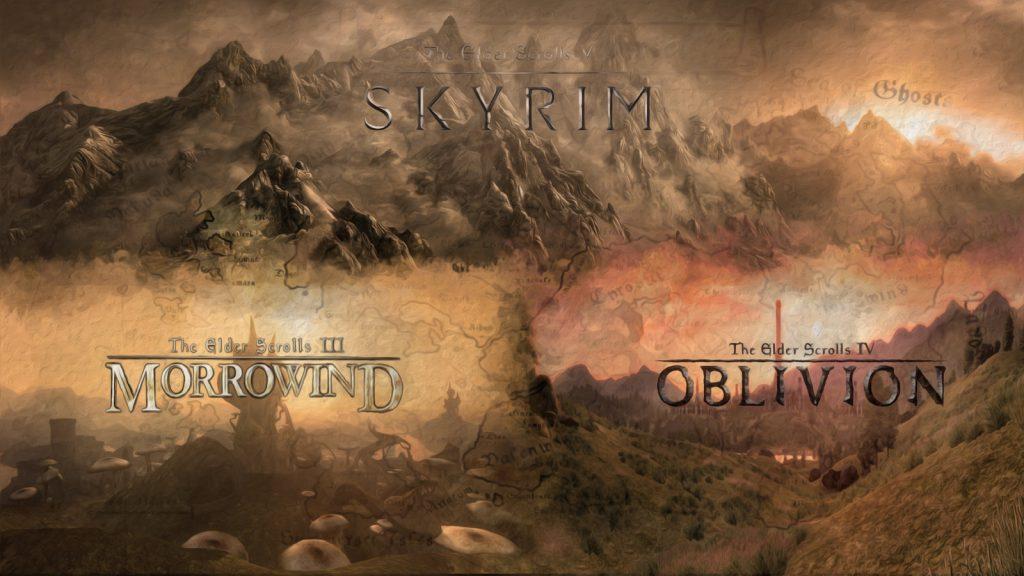 Каким может быть фильм The Elder Scrolls