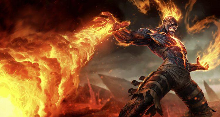 League of Legends - Brand гайд по персонажу